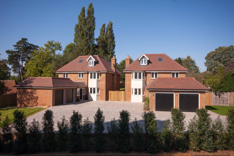 Rosemount and High Meadows, Oxshott